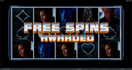 Terminator 2 Slot Free Spins