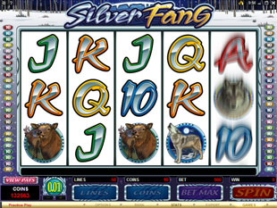 Silver Fang Slot Machine